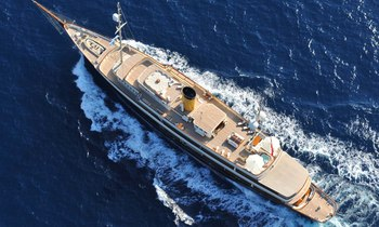Sailing Yacht NERO Offers Charter Discount