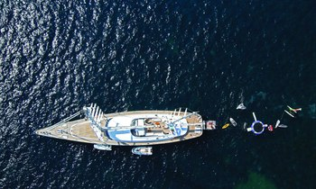 Luxury S/Y 'Parsifal III' returns to charter fleet with Greek charter licence