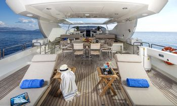 Newly refitted M/Y RINI offers charter discount in Greece