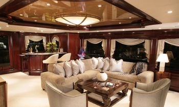 Superyacht CLAIRE Available with No Delivery Fees