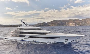 M/Y JOY signs up to 2018 Antigua Charter Yacht Show