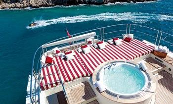 Enjoy a Long Weekend in Croatia on M/Y 'Metsuyan IV'
