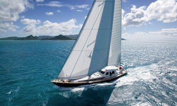 Reduced Rates on Charter Yacht REE