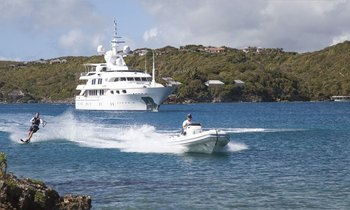 M/Y STARFIRE To Attend Fort Lauderdale Boat Show