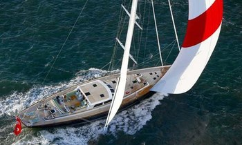 S/Y WHISPER Lowers Winter Charter Rate