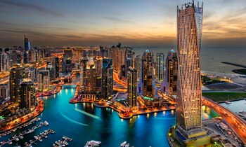 Dubai ranks as one of the top yachting destinations