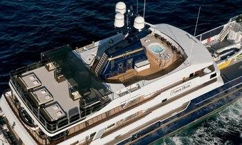 Enjoy a Last-Minute Escape On Board M/Y 'Force Blue'