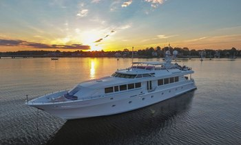 M/Y SAVANNAH offers special deal on Caribbean charters