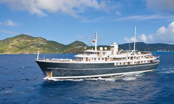 M/Y SHERAKHAN Available This Summer