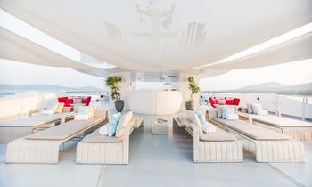 M/Y SALUZI offers special rate on Mediterranean yacht charters