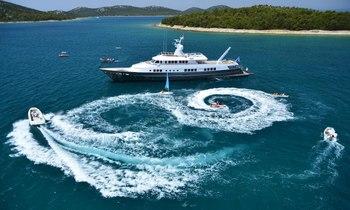 M/Y BERZINC offers special Ibiza charter deal