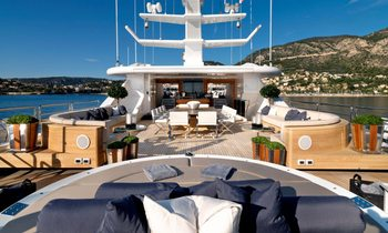 Celebrate New Year's On M/Y SEALYON For Less