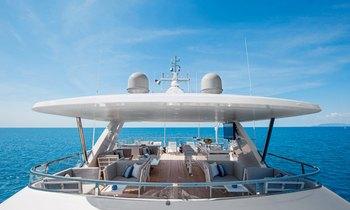 Mediterranean charter special aboard Benetti M/Y 'H