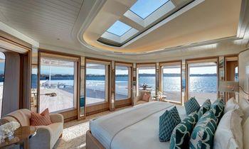 First Look Inside 70m Feadship Charter Yacht JOY
