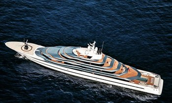 M/Y JUBILEE To Be Largest Yacht Ever At MYS