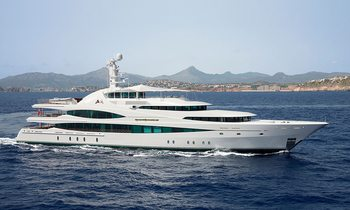 M/Y 'Lady Christine' Open for America's Cup