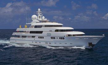 Superyacht TITANIA Charter Discount