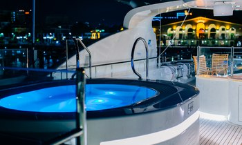 M/Y BELUGA Available for Med Charters