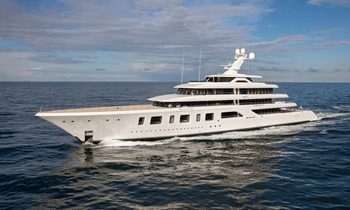 Monaco Yacht Show Unveils Its Fleet of Superyachts