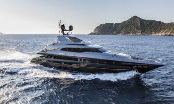 M/Y NAMELESS New to Global Charter Fleet