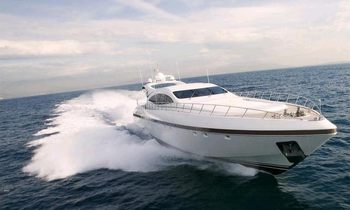M/Y 'Hercules I' Available for Event Charter