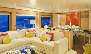 Special Offer on Charter Yacht SALU