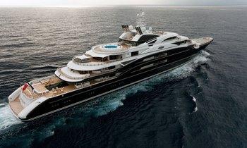 Bill Gates Enjoys Sardinia Charter on board Superyacht SERENE