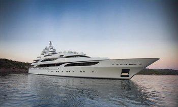 Superyacht 'Lioness V' joins the Charter Fleet