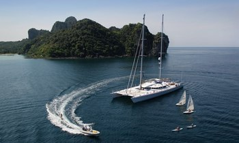 S/Y 'DOUCE FRANCE' Available in Tahiti
