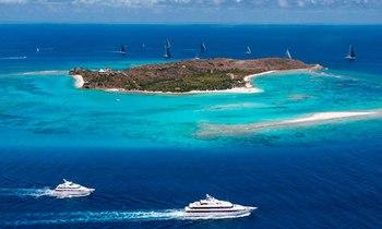 Caribbean Superyacht Regatta & Rendezvous Begins Today
