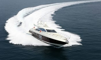 Charter Yacht MOSAFA in the West Med