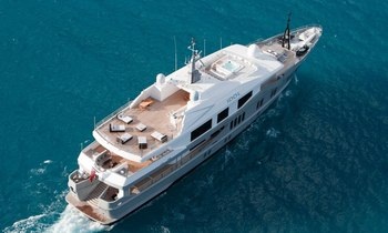 Superyacht IDOL Offering Charters in the Bahamas