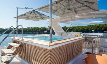 M/Y DYNA Available for Cruising in Croatia