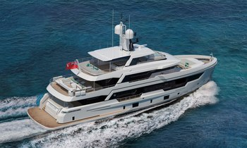 Brand new 38m explorer yacht EMOCEAN joins Mediterranean charter fleet