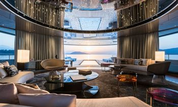 M/Y SAVANNAH Opens for Christmas and New Year's