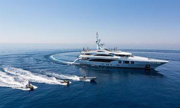 Charter Superyacht 'Ocean Paradise' in Monaco