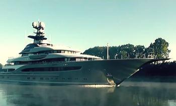 Video – KISMET Lurssen Charter Yacht