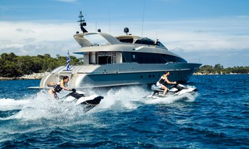 5 Top Superyachts At The Mediterranean Yacht Show