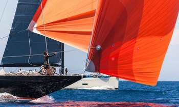 Loro Piana Superyacht Regatta 2015 Opens