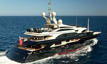 Rate Reductions on Superyacht ULYSSES