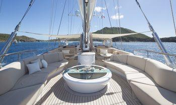 Save 12.5% Aboard S/Y PANTHALASSA