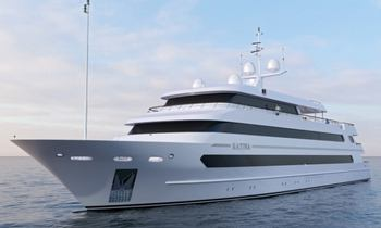 60m M/Y Katina to Join Yacht Charter Fleet