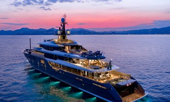 First look inside brand new M/Y SOLO