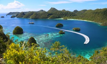 South East Asia yacht charter: 65m LAMIMA reveals primetime special offer