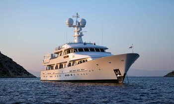 Greece yacht charter special: M/Y ANCALLIA reduces rates