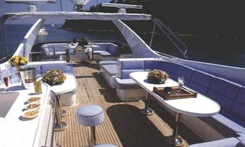 Bode Miller's 35m Yacht Available for Charter
