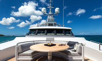 M/Y MARIU Offers Special Mediterranean Charter Rate