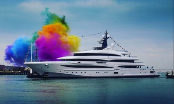 Video: Brand New M/Y 'Cloud 9' Opens For Charter