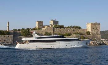 M/Y NOMI Offers Special Croatia Charter Deal