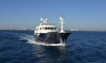 M/Y SAFIRA Sold and Off the Charter Market